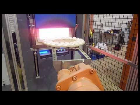 Robotic TGA - Automated Thermogravimetric Analysis by Essa Australia
