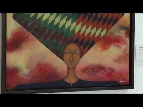 MINANGKABAU & ANGKOR WAT SERIES - New Works of ALI 'MABUHA' RAHAMAD