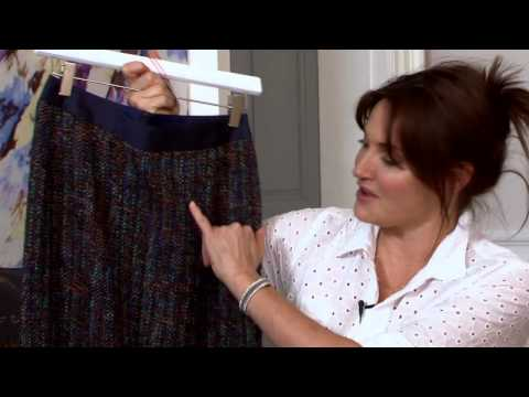 Boden Press Day AW 13: Actress Sarah Parish on Autumn, the brand and pieces she can't be without