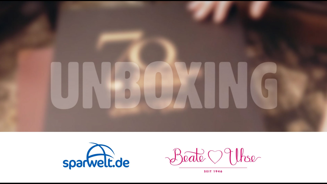 Beate Uhse Weihnachtskalender.Unboxing Beate Uhse 70th Anniversary Edition Box Love Passion Box