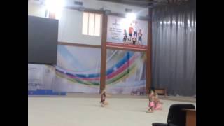 Областная школа олимпийского резерва по художественной гимнастике г Калининград