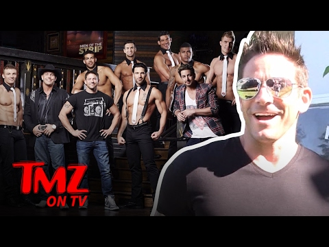 98 Degrees Member Jeff Timmons Has A New Gig | TMZ TV