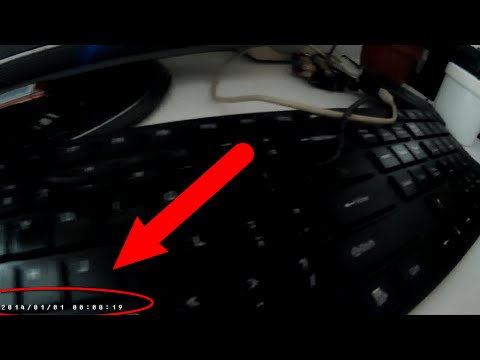 How to turn off Time and Date stamp on videos SJ4000 camera