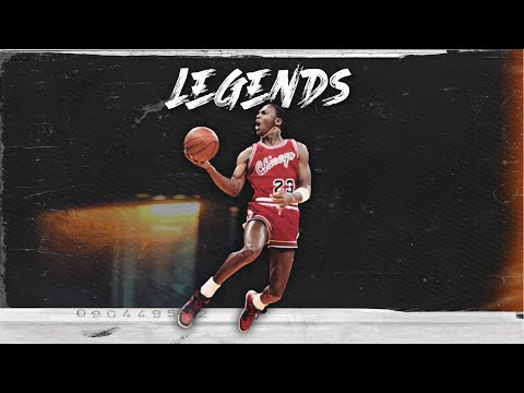 "Michael Jordan Mix - ""Legends"""