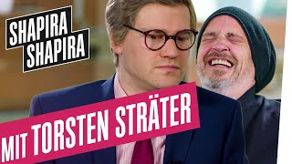 Enthüllungsjournalist Klaus Dierkmann trifft Torsten Sträter