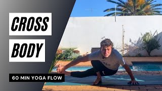 Cross Body Flow (60 min) | with Steven from Yoga Works
