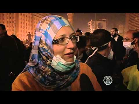 CBS Evening News - Egyptian Military Vows To Speed Up Transition