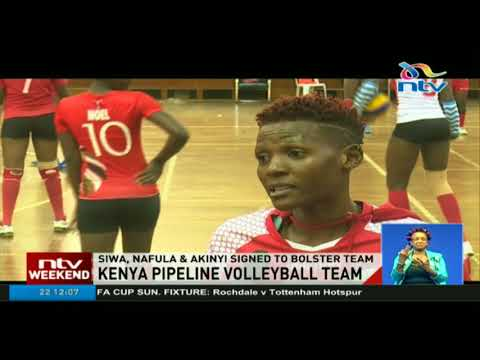 Kenya Pipeline focus on winning eighth Africa Women's volleyball title