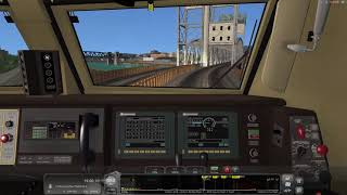 Train Simulator 2019 HD: Operating Metro-North GE P32AC-DM on Hudson Line Train 8757 (3/22/19)