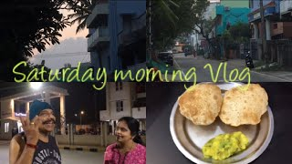 Saturday morning Vlog/Breakfast and Lunch/1 Feb 2020