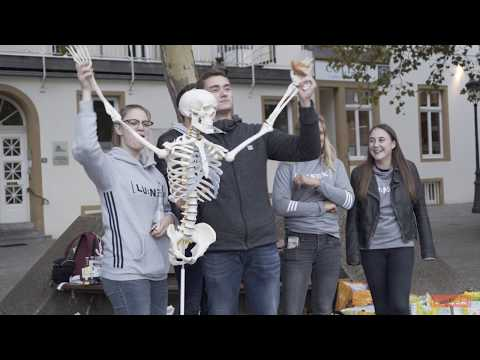 Welcome Days, Student Rally through Luxembourg City