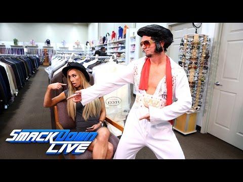 Carmella takes James Ellsworth on a shopping spree: SmackDown LIVE, Jan. 24, 2017