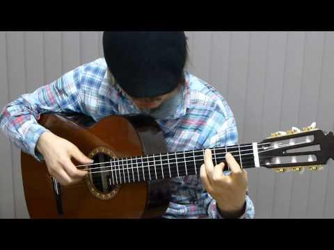 Garoto (Aníbal Augusto Sardinha) - Lamentos do Morro - Solo Guitar - Kosei CHIBA