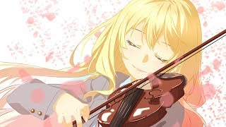 Beautiful Piano Music For Relaxing - Your Lie in April OST