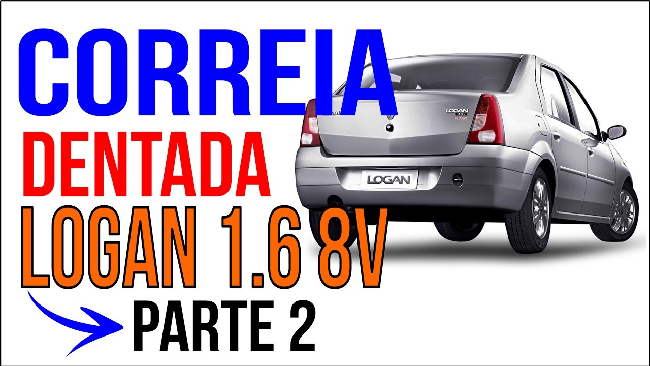 Troca De Correia Dentada E Revis U00e3o Renault Logan 1 6 8v