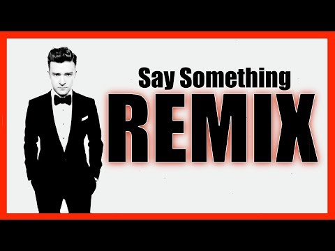 Justin Timberlake - Say Something Ft. Chris Stapleton | RnB Remix | DJ SkyWalker
