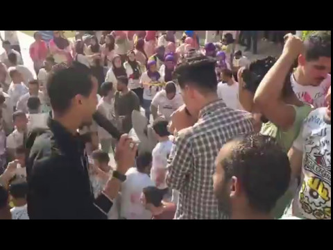 حفله تخرج اكاديميه طيبه المعادى 26/4/2017 برعايه kapoo & Figoo