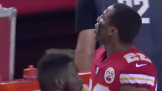 Marcus Peters FLIPS OUT on Chiefs Fans: