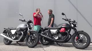 Moto Guzzi 2018 und 2019 - V85-Modellreihe kommt - Freiler&Zonko