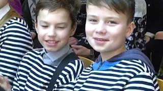 2018-02-21 г. Брест. «Юнга года» - конкурс в Центре юных моряков. Новости на Буг-ТВ. #бугтв