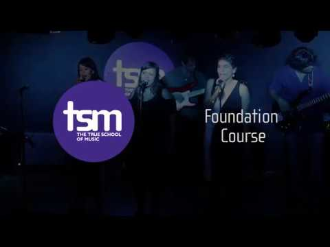 Foundation Courses at The True School of Music