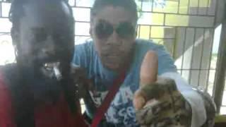Vybz Kartel & Blacka Kartel Endorsing