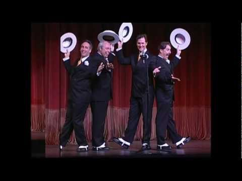 The Perfect Gentlemen Quartet - Los Angeles LA Orange County OC Entertainer