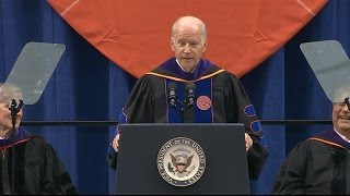 Repeat youtube video Syracuse University College of Law - Commencement 2016