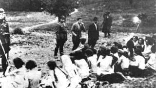 Расстрел евреев в Житомире.wmv