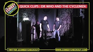 Discount Comedy Checkout - Quick Clips : Dr Who and the Cyclemen