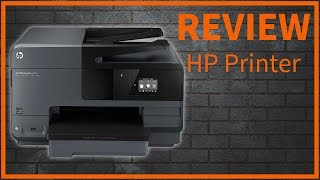 Best Printer Ever! - HP OfficeJet Pro 8610 REVIEW (8710)