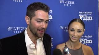 SBIFF 2017 - Jesse Metcalfe & Cara Santana Interview
