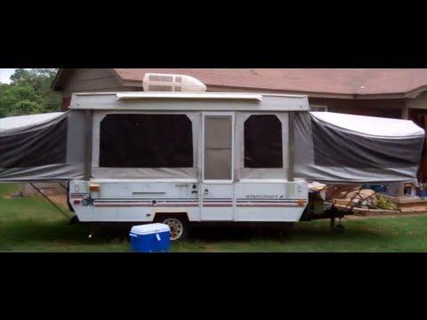 1990 StarCraft Pop Up Camper