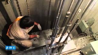 Tình huống xử lý sự cố thang máy - PMC