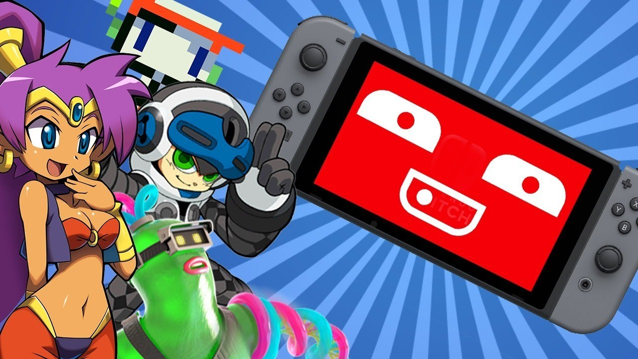4 awesome nintendo switch games without zelda or mario for Housse zelda nintendo switch