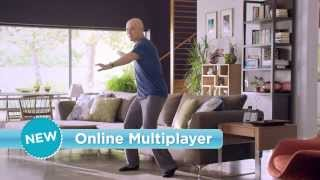Wii Sports Club - Steffi Graf & Andre Agassi UK TV Ad