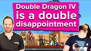 Double Dragon 4 is a double disappointment
