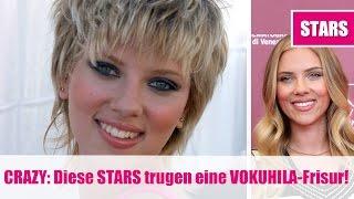 What the fuck?! Stars mit VOKUHILA-FRISUR! Mit Scarlett Johansson & Co.
