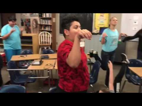 Lesson of the Moth Poetry Mannequin Challenge
