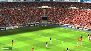 GamerHispano - Pro Evolution Soccer 2012 Wii [Análisis | Gameplay]