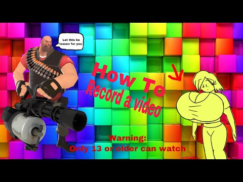 Tutorial Video: How To Record without hands (13 OR OLDER) thumbnail
