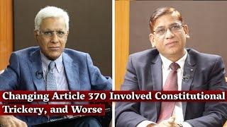 Article 370 Dilution: How Centre, not Kashmir, Has Lost Special Status | Karan Thapar