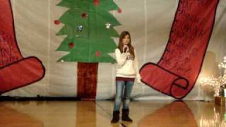 Christmas Stays the Same at sdhs holiday assembly