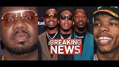 Migos vs QC CEO P Over Missing Millions allegedly? Offset Reportedly Jealous of Lil Baby Success