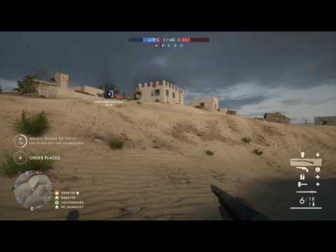 Battlefield™ 1 Only One Gun Works on Suez