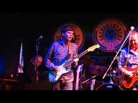 "Nashville Blues Society Jam - Matthew Davidson - ""Tore Down"" cover"