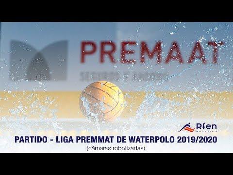 Liga Premaat WP Masculino - C.N. Catalunya Vs Zodiac C.N. Atletic-Barceloneta