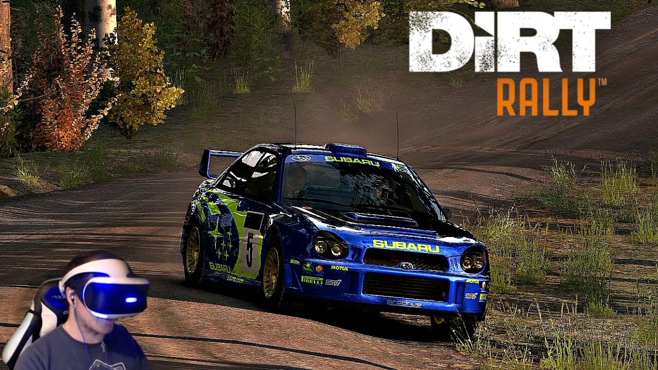 dirt rally vr wales rally psvr ps4 pro gameplay youtube. Black Bedroom Furniture Sets. Home Design Ideas
