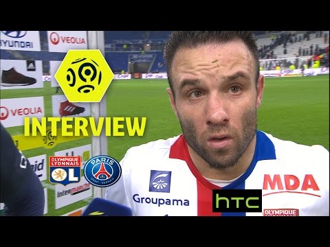 Interview de fin de match : Olympique Lyonnais - Paris Saint-Germain (1-2