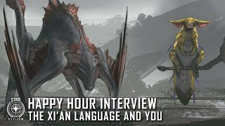 Happy Hour Interview: The Xi'an Language and YOU 2017 Video